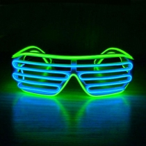 Gafas LED Persianas