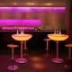 Mesa de luz, led, RGB, 60x105cm, recargable, Shine