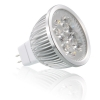 MR16 4W led blanco cálido