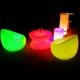 Sillones led, RGB, recargables
