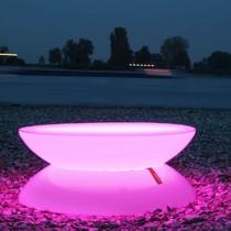 mesa led Lounge