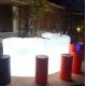 Barra de bar led Ibiza