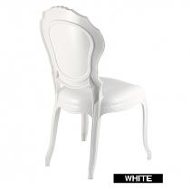 Sillas blancas, Luis XVI