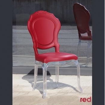 Silla, Rojo