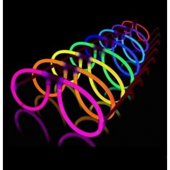 Gafas luminosas, Aviador (50 gafas)