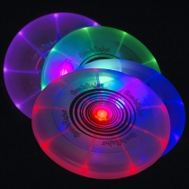 Flash flying disc Led disco