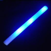 Palos de espuma luminosos Led azul