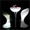 Mesa de luz, 60x100cm, led, RGB, recargable, Shine