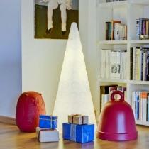 Lámparas led, Cone, RGB, sin cables, recargables