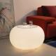 Mesa de luz, led, RGB, recargable, Bubble