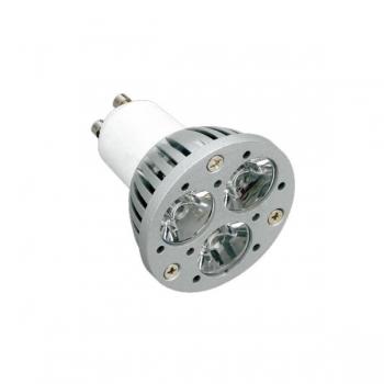 Bombillas led, GU10, 3W, luz cálida