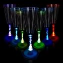 Copas, vasos y jarras LED