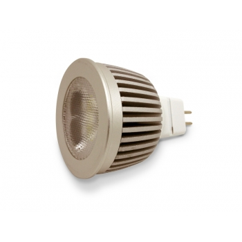 Bombillas led, MR16, 7W, luz cálida, Dicroica