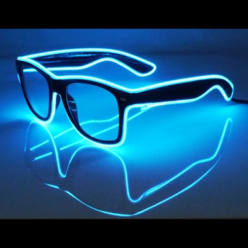 Gafas fiesta LED Clásicas