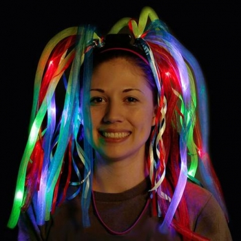 Led crazy headbopper