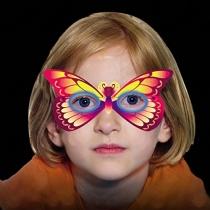 Máscaras Glow luminosas, surtidas (25 gafas)