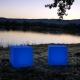 Cubo luminoso LED, todos los tamaños, luz 16 colores
