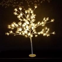 Arbol luminoso Led 100cm, fibra optica