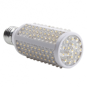 Bombillas led, E27, 7W, 108 leds, luz cálida
