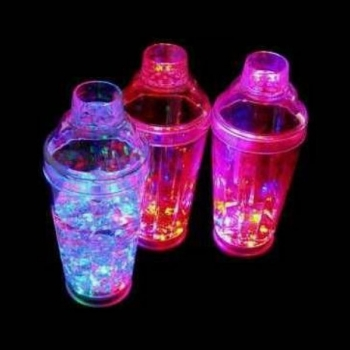 Led cocktail shaker