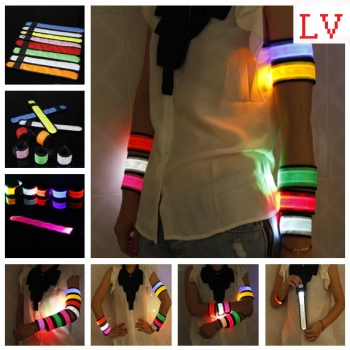 Led lights bracelets