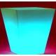 Macetero Maceta luminosa led 'Albariño', luz 16 colores