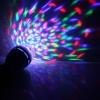 Bombilla Led E27 Disco 3x1W Multicolor