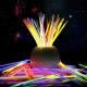 15 Pulseras fiesta luminosas, glow