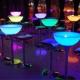 Mesa led RGB regulable