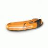 Collares luminosos para perros, Visiglo, naranja