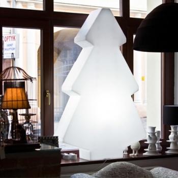 Árbol de navidad luminoso led 82 cm, luz 16 colores