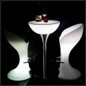 Mesas luminosas